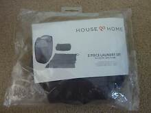 House & Home 3 Piece Laundry Set - Brand New, Never Used Sans Souci Rockdale Area Preview