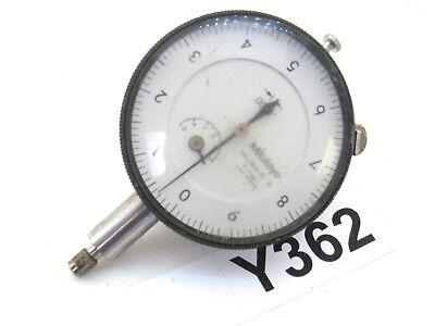 Mitutoyo Dial Thickness Gage 2804-10 Gauge 6 Jewels 0-10 0.05 Range Japan