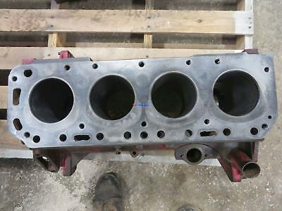 Ford Newholland Fo 134g Engine Block Used 4 Cyl Gas