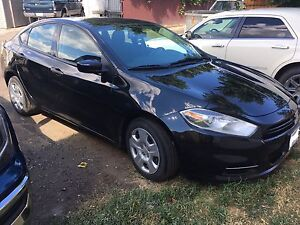 2013 Dodge Dart SE - about $100 biweekly if financed