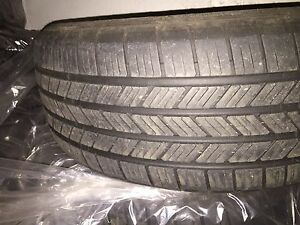 235/55/19 Goodyear Eagle LS-2 (all season)