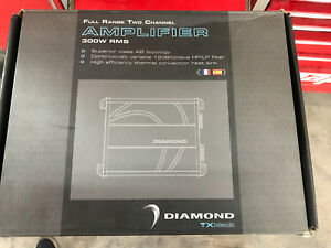 Diamond Audio TX3002 300w 2 channel Amp Amplifier CHEAP