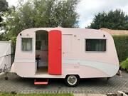 Vintage Caravan 1950's Mobile Food / Coffee / Bar Mount Martha Mornington Peninsula Preview