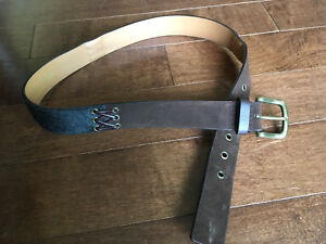Marks & Spencer Leather Belt (S)