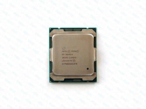 Intel Xeon E5-2699 V4 22-core 2.2ghz Sr2js Broadwell-ep Processor - Grade A