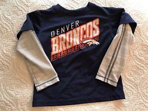 Children's size 5/6 Denver Broncos Clothes
