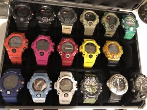 RARE limited authentic GSHOCKS