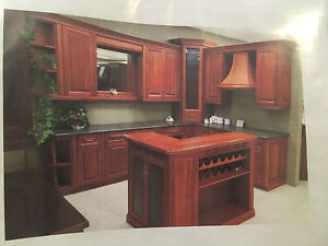 Custom Kitchen made by Barzotti Woodworking