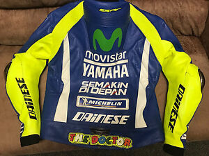Dainese Rossi Replica Leather Jacket Size 50/60(XL)