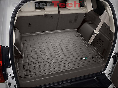 WeatherTech Cargo Liner for Lexus GX460 w/ 3-Zone Climate - 2010-2018- Cocoa