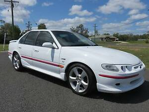 **L@@K** - NOT YOUR AVERAGE 1998 EL XR8 185KW!!! Emerald Central Highlands Preview