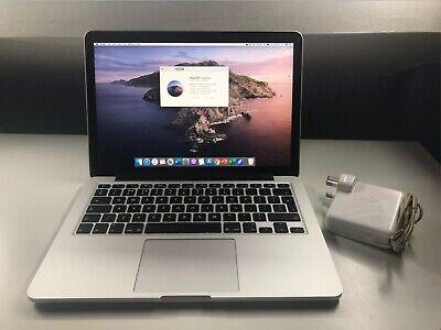 "Apple MacBook Pro with Retina display 13"" Laptop - ME867B/A (2015, Silver) 128gb"