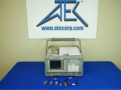 Agilent E4405b 9k-13.2ghz Spectrum Analyzer Wtracking Generator