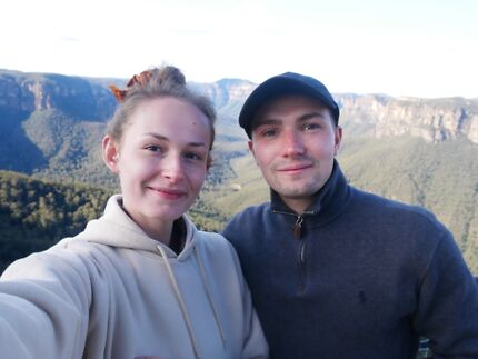 British couple looking for farm work! Byron Bay Byron Area Preview