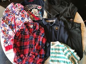 Boys Size 5T Clothing Lot - MEXX, Hurley, Old Navy