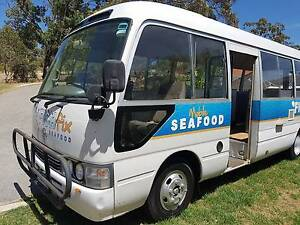 1993 Toyota Bus - run your own fish/shop stall or refit to suit Bellevue Swan Area Preview