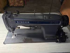Heavy Duty Singer Sewing Machine Gymea Sutherland Area Preview