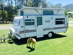 Jayco Starcraft caravan Oxenford Gold Coast North Preview