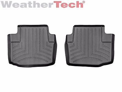 WeatherTech FloorLiner for Cadillac CTS/CTS-V Sedan - 2nd Row - Black