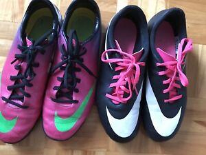 Souliers soccer Nike femme 7 (intérieur et extérieur)
