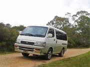 Toyota HiAce Super Custom Limited Van Rocky Cape Circular Head Preview