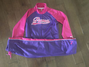 5t girls puma suit $10