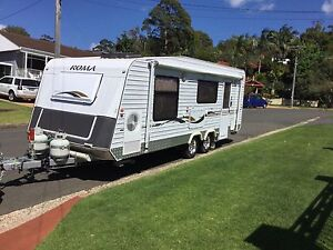 2008 Roma excellent condition, always garaged. Woonona Wollongong Area Preview
