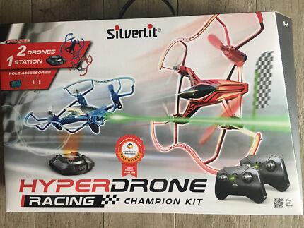 silverlit Hyper drone racing