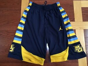 Marquette Golden Eagles shorts Large