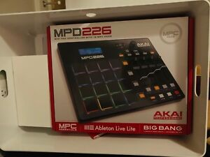AKAI Professional MPD226 in mint condition with box  (Like New)