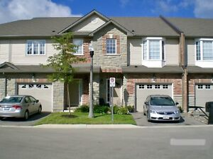 Nice Ancaster Unfurnished Townhome for Rent