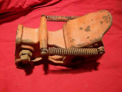 Indiana Farm Find- Allis Chalmers Snap Coupler Hitch-wd-wd45 Tractors