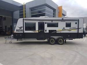 23FT CONDOR FAMILY VAN - 3 BUNKS INDEPENDENT SUSPENSION ENSUITE Epping Whittlesea Area Preview