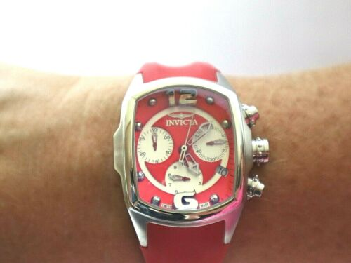 INVICTA LUPAH Swiss Made, Stainless Steel. MODEL no.6834 **EXCELLENT condition**