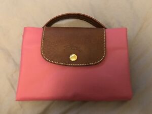 New, Longchamp Le Pliage Document Holder