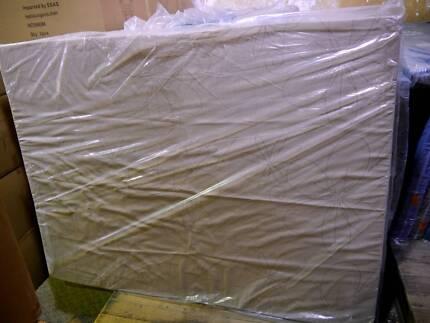New Queen Size Foam Caravan Mattress Camping Bed 5 Inch Thick
