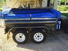 Camper trailer, 7x5 dual axle Benaraby Gladstone City Preview