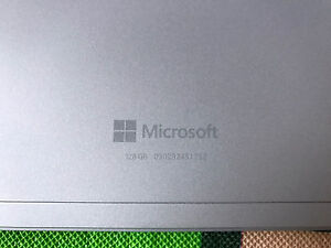 Like new surface 3 128gb