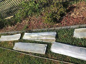 35 Meters Recycled PREMIUM DIY Aluminium Leaf Mesh Gutter Guard Hebersham Blacktown Area Preview