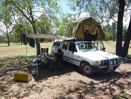 1994 Toyota Hilux manual $5000 Macedon Ranges Preview