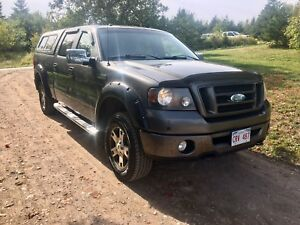 2008 Ford  F150 FX4 crew cab  fully loaded