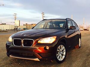 BMW X1 low kms good on gas