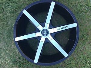 22 inch Lexani rims multi 5 stud Redcliffe Redcliffe Area Preview