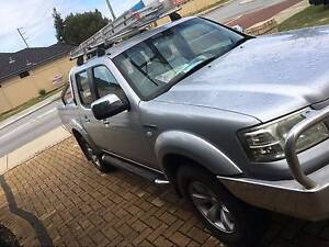 2008 FORD Ranger XLT 4X4 only 110,000 with lots of extra South Perth South Perth Area Preview