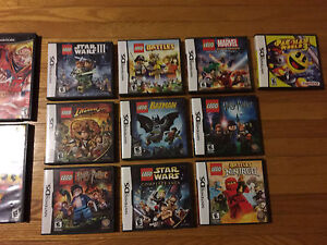 DS Games - Lego