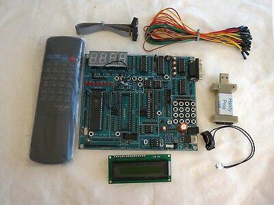 Atmel Avr At89s52 Tutorial Kit