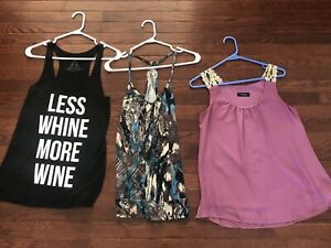 Women's tops/dresses size small