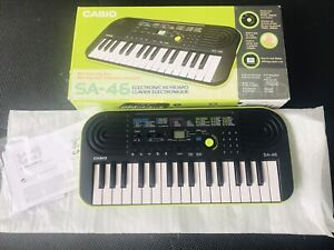 Casio portable electronic keyboard
