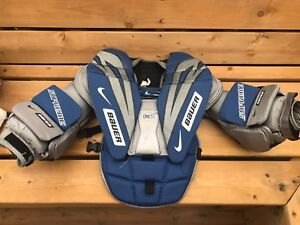 Bauer One55 Goalie Chest Protector JR Small