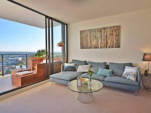Luxury Sub-penthouse with Sky Garden and Panoramic Views Hurstville Hurstville Area Preview